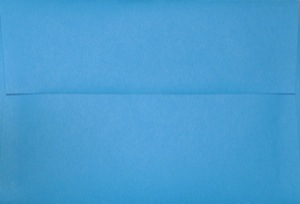 4x6 Photo Envelope: Twilight Blue