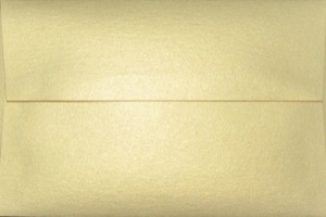 4x6 Photo Envelope: Gold
