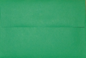4x6 Photo Envelope: Green