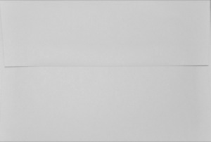 4x6 Photo Envelope: Light Gray