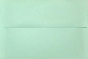 4x6 Photo Envelope: Light Green