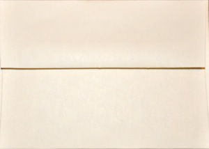 A1 Envelope: Cream