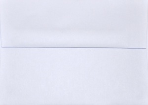 A1 Envelope: Light Purple