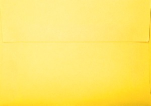 A1 Envelope: Yellow