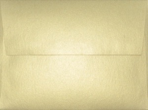 A2 Envelope: Gold