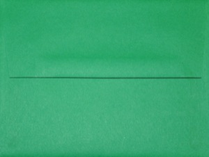 A2 Envelope: Green