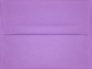 A2 Envelope: Purple